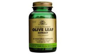 Solgar Olive Leaf Extract 60V.Caps