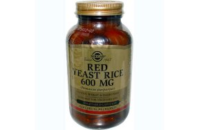 Solgar Red Yeast Rice Extract 600mg 60VCaps
