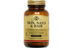 Solgar Skin, Nails & Hair Formula, 60Tabs