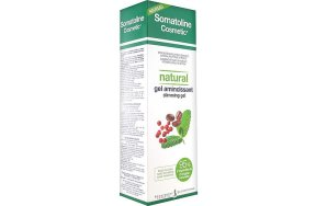 Somatoline Cosmetic Natural Gel Αδυνατίσματος, 250ml