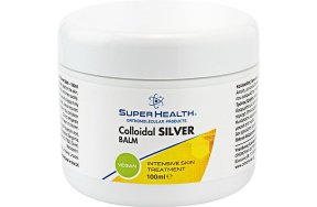 Super Health Colloidal Silver Balm 100ml