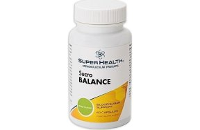 Super Health Sucro Balance, 60caps