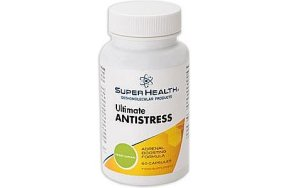 Super Health Ultimate Anti-Stress, 60tabs