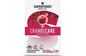 Superfoods CranbeCare 15200mg 30Caps