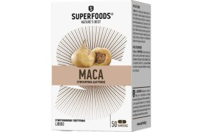 Superfoods Maca Eubias 50v.caps
