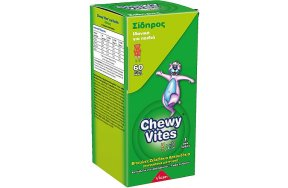 TLC Chewy Vites Iron 60Chew.Tabs