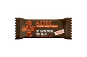 The Barbarian Raw Bar - Aztec Organic Protein Bar Cocoa, 50g