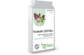 Troo Health Care Forskolin 250-Max 120Caps