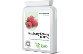 Troo Health Care Raspberry Ketone 600mg 60Caps