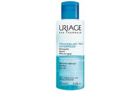 Uriage Waterproof Eye Make-Up Remover 100ml
