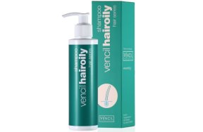 Vencil Hairoily Shampoo 170ml