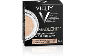 Vichy Dermablend Colour Corrector - Apricot(Dark Spots), 4.5g