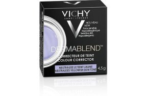 Vichy Dermablend Colour Corrector - Purple(Yellowish Skin Tones), 4.5g