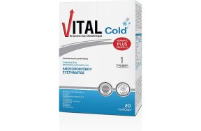 Vital Plus Vital Cold 20caps