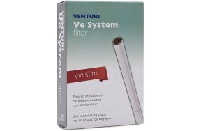Vitorgan Venturi Ve System Filter για Slim, 4Τμχ