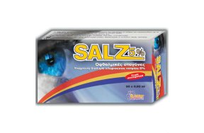 Zwitter Salz 5% Eye Drops 50X0.50ml