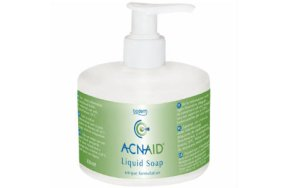 Boderm Acnaid Liquid Soap water lilly 300ml
