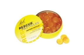 Power Health Bach Rescue Pastilles Orange Flavour 50g