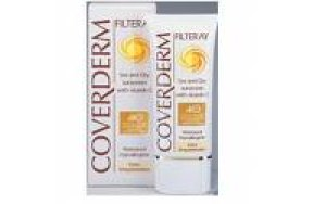 Filteray Face Tinted SPF40 Light Beige