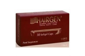 Boderm Hairgen Softgel 30Caps