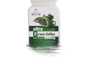 Healthia Ultra Green Coffee 5000mg 90caps