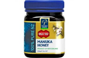 Manuka Health,  Manuka Honey MGO 400+, 250g