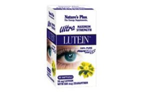 Nature''s Plus Ultra Lutein
