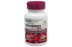 Nature''s Plus Ultra Cranberry 1500 extended release