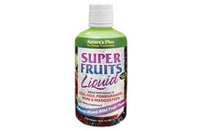 Nature''s Plus Super Fruits Liquid (Χυμός) 887ml