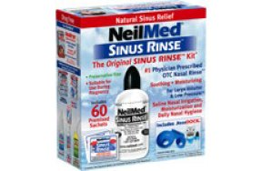 Neilmed Sinus Rinse Regular Kit 60 φακελάκια