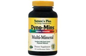Nature''s Plus Multi Mineral Dyno-Mins 90Tabs