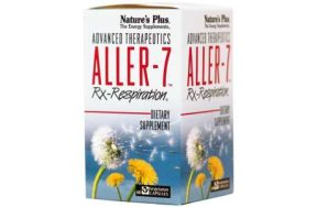 Nature''s Plus Aller-7 Rx Respiration 60Caps