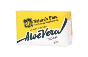 Nature''s Plus Aloe Vera Soap 86g