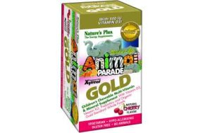 Nature''s Plus Animal Parade Gold κεράσι 60Chew.Tabs