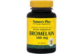 Nature''s Plus Bromelain 500mg 60Tabs