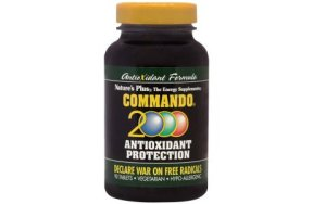 Nature''s Plus Commando 2000 90Tabs