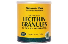 Nature''s Plus Lecithin Granules 340g