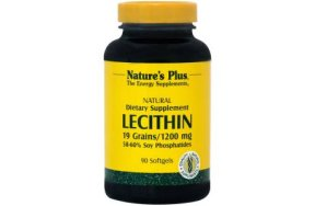 Nature''s Plus Lecithin 1200mg 90Caps
