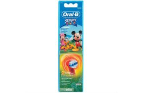 Oral-B Stages Power Mickey Mouse Ανταλλακτικά βουρτσάκια 2τμχ