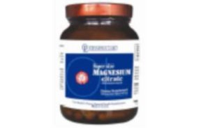 Olympian Labs Super Size Magnesium Citrate 100κάψ.
