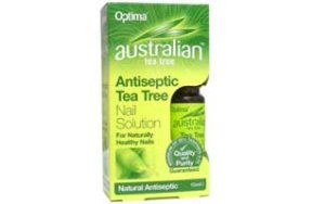 Optima Tea Tree Antiseptic Nail Solution 10ml