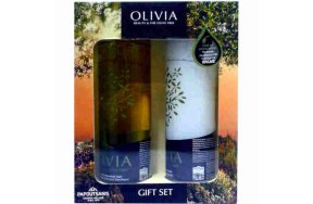 Papoutsanis Olivia Gift Set Shampoo & Conditioner Για Κανονικά Μαλλιά