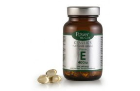 Power Health Classics Platinum Range Vitamin E 400iu 30Caps