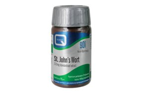 Quest Vitamins ST. JOHN'S WORT 2000mg extract 333mg  90 tabs