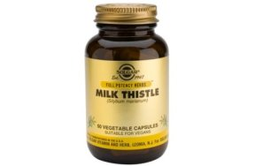 Solgar Milk Thistle 100mg 50V.Caps