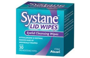 Alcon Systane Lid Wipes 30Τμχ