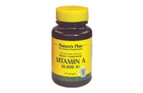 Nature''s Plus Vitamin A 10,000 IU 90TABS
